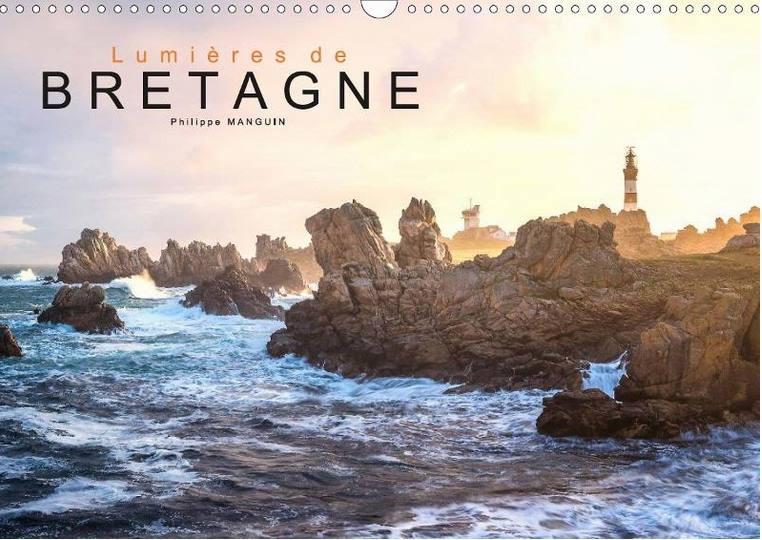 CALENDRIER 2015 - 12 photos de bretagne